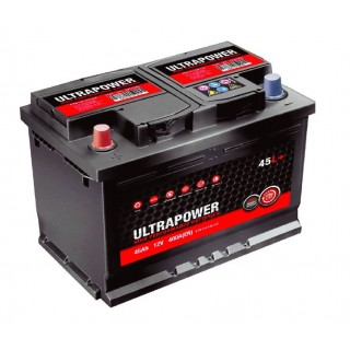 Akumulator  12 V 45 AH L+ ULTRAPOWER